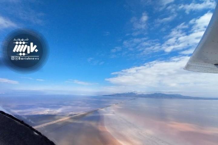 دریاچه ارومیه از نمای دیگر