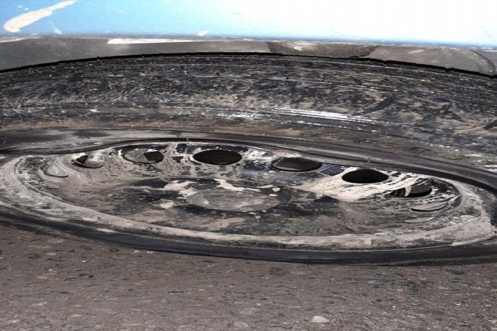 وضعیت نامناسب جاده نقده به ارومیه