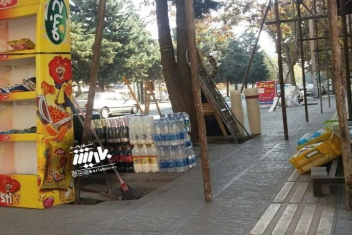سعد معبر و عدم رعایت حقوق شهروندی/ برق