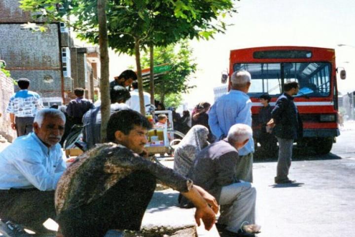 تصویر قدیمی از عطایی ارومیه (25 سال پیش)