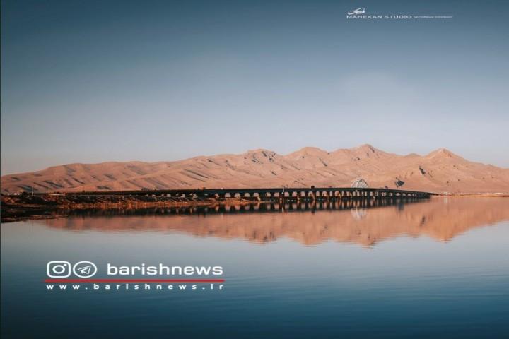 نمایی زیبا از نگین فیروزه ای آذربایجان