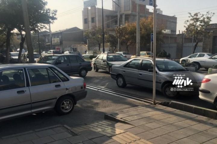 فرهنگ ضعیف پارک خودرو در ارومیه