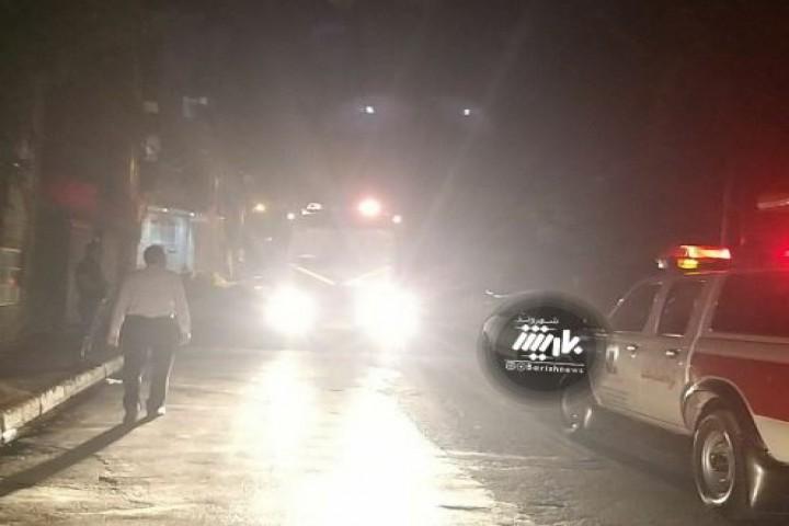 آتش سوزی در شیخ تپه