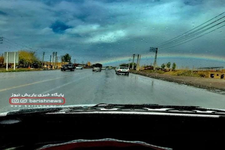 آب و هوای پاییزی / جاده بالانج