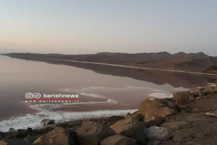 سواحل زیبای دریاچه ارومیه