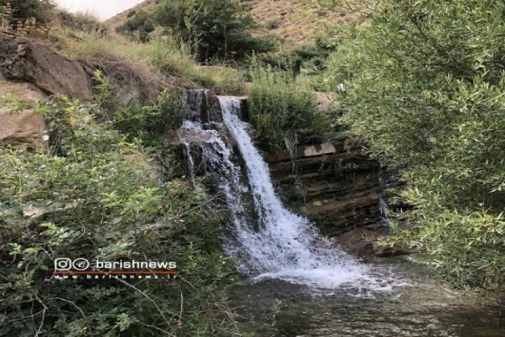 طبیعت زیبای دره میرزا