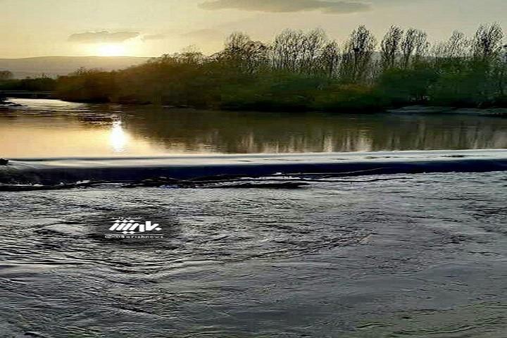 رودخانه زیبای باراندوز چای