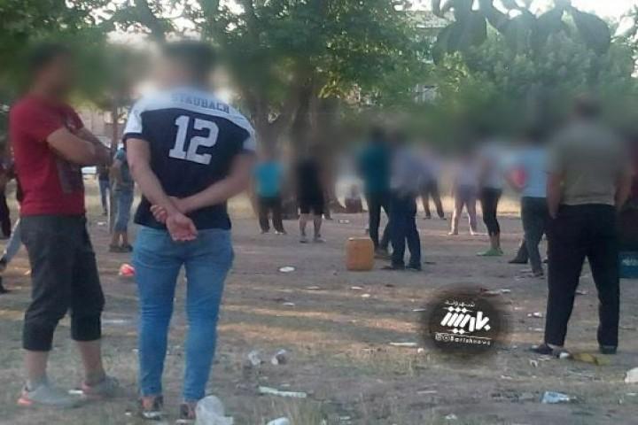 وضعیت فاجعه بار محله صمدزاده
