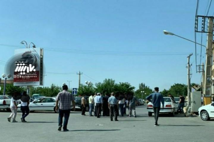 وضعیت نمایشگاه اتومبیل ارومیه در این شرایط بحرانی