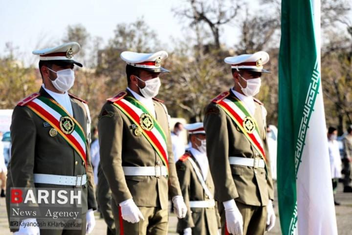 روز ارتش؛ تجلی رشادتها در حراست از خاک مقدس است
