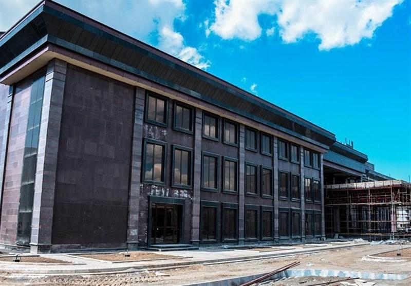 بزرگترین پروژه فرهنگی آذربایجان غربی در خواب زمستانی