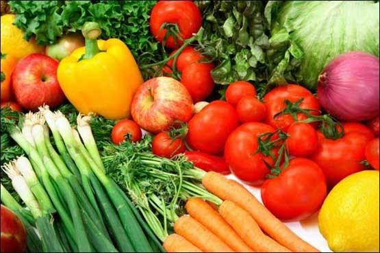 با سبزی و میوه به جنگ با چاقی بروید