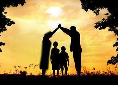 نهاد خانواده سقف امن هر انسان