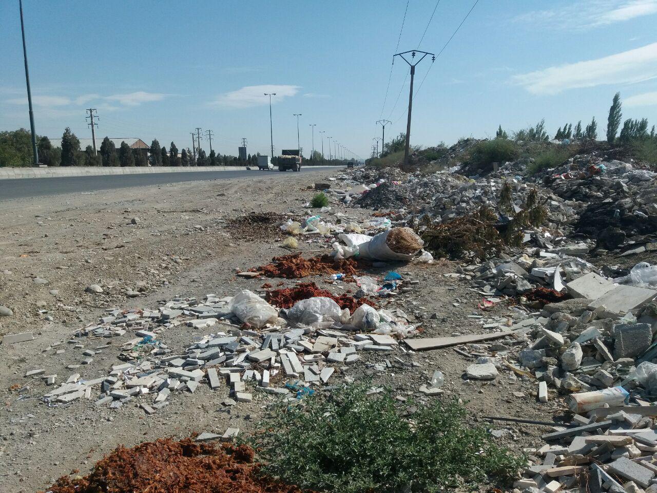 فرهنگ نریختن زباله به فراموشی سپرده شد
