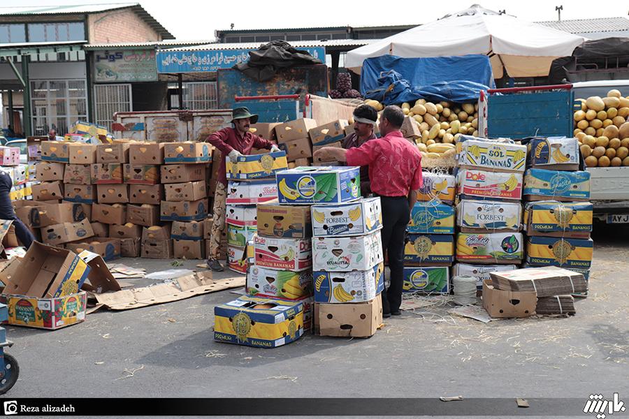 واردات میوه به ارومیه ممنوع است