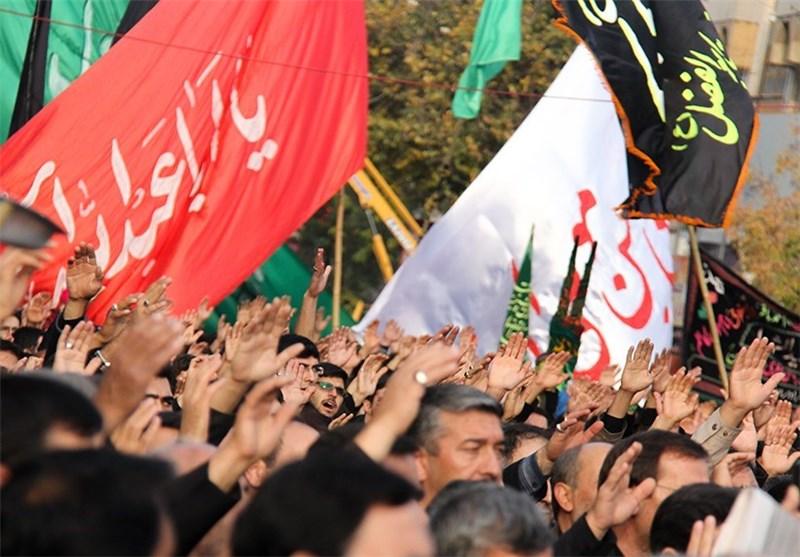 تجمع «لبیک یا حسین(ع)» تجلی ارادت مردم ارومیه به سالار شهیدان