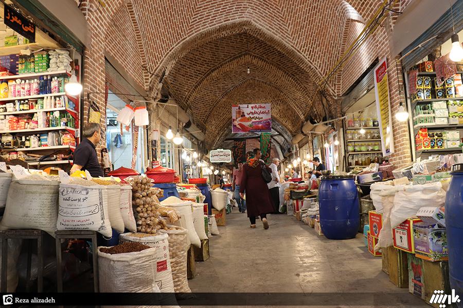 بازار تاریخی ارومیه قابل واگذاری نیست