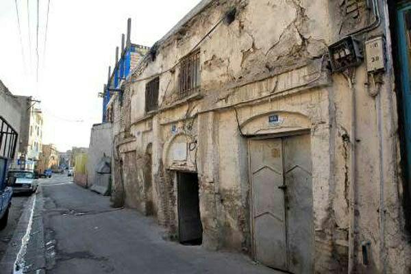 ارومیه شهری با بافتهای فرسوده فراموش شده