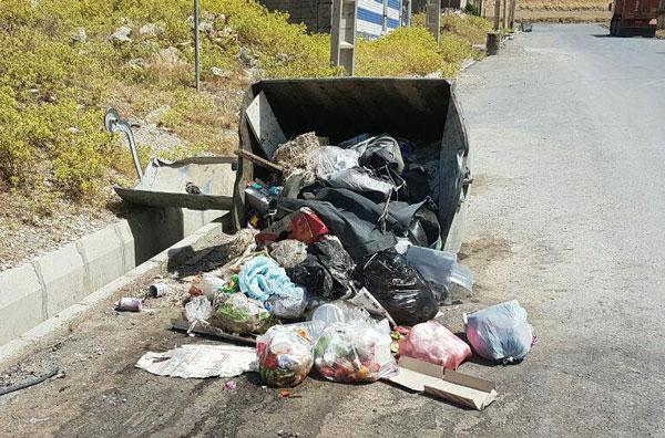 زبالههایی که آفت شهر شدند