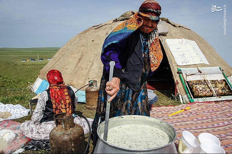 همت بانوان عشایر نقطه قوت تحول اقتصاد روستایی