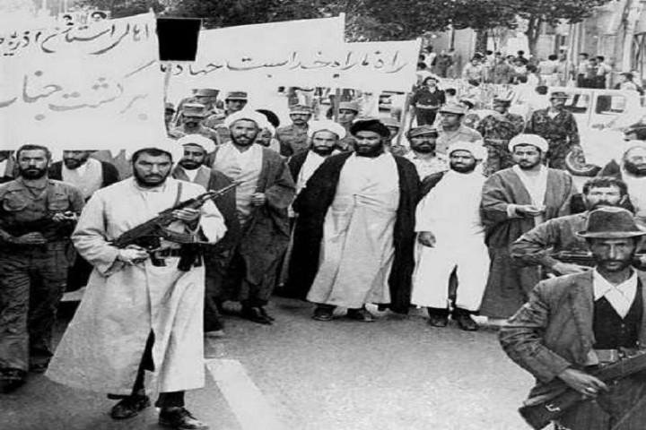 داستان مقاومت مسجداعظم و حماسه ۲ بهمن ۵۷ ارومیه