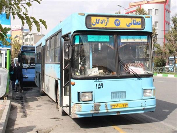 نابسامانی حمل و نقل عمومی گره ترافیک را کورتر میکند