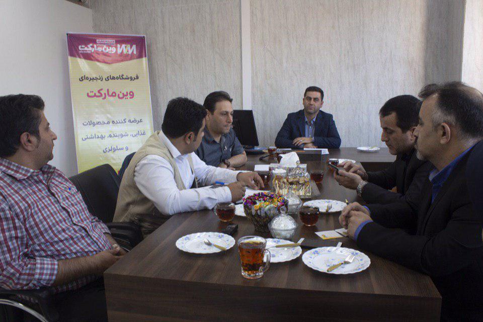 افزایش تعداد فروشگاههای وین مارکت در آذربایجانغربی