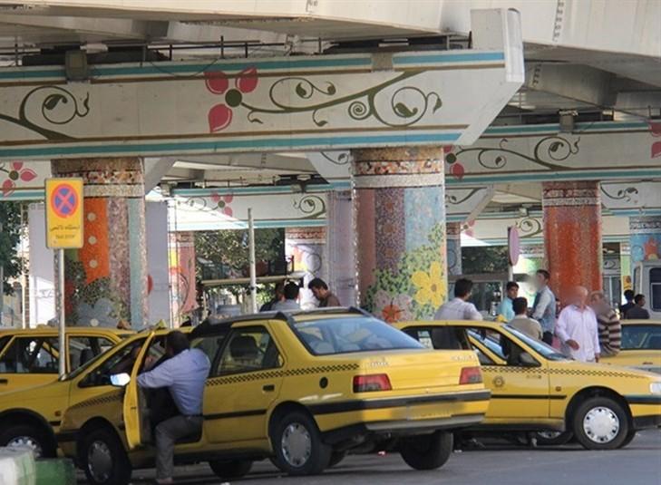 ارومیه؛ شهر تاکسیهای بدون مسافر
