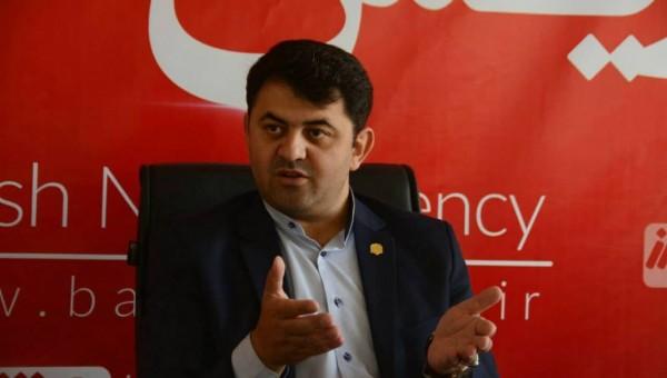 معاون جدید هماهنگی امورعمرانی استانداری آذربایجانغربی منصوب شد