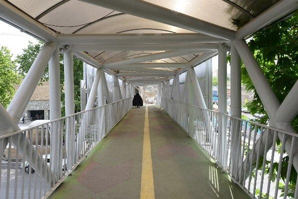 پلهای عابر پیاده ارومیه نیازمند اصلاح و افزایش