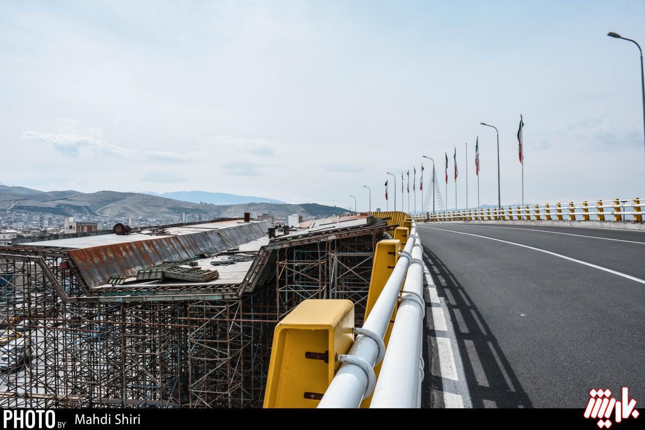 بزرگترین پروژه شهری ارومیه در آستانه بهرهبرداری