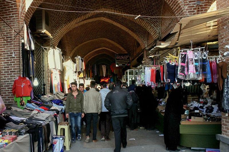 بازار ارومیه به شبکههای خود بارنده مجهز میشود