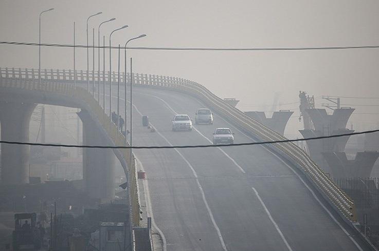 کاهش آلودگی هوا در چند روز آینده در ارومیه