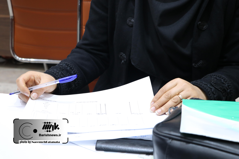 کلید خوردن روز دوم ثبت نام کاندیدای انتخاباتی ارومیه با چهره های جدید