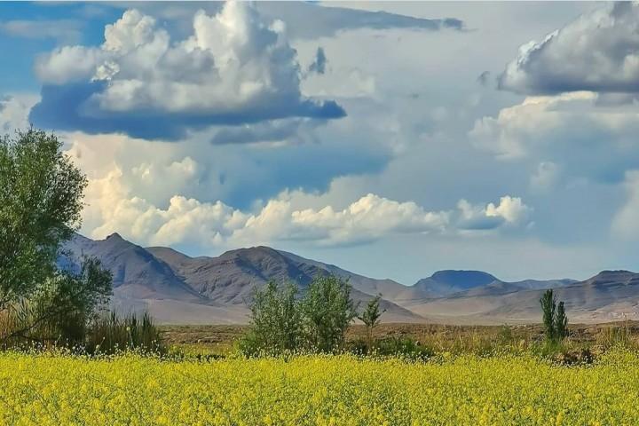 رشد ابر و افزایش نسبی دما در آذربایجانغربی