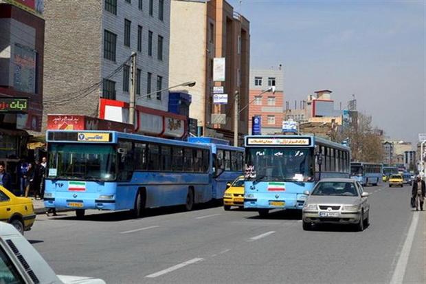 مسیر تردد اتوبوسهای شهری باید ایمن باشند