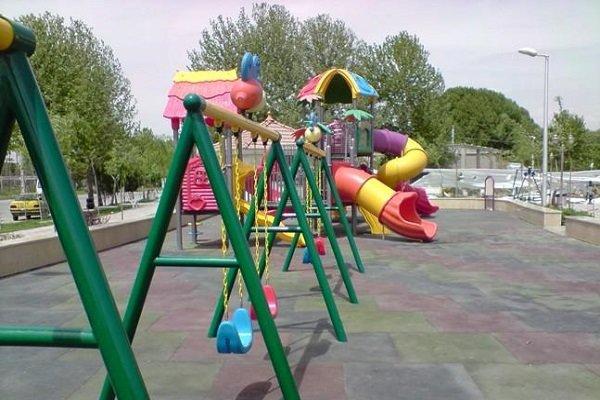 بوستانهای ارومیه برای کودکان تجیهز میشود