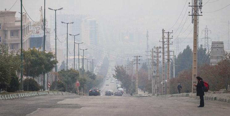 هوای آلوده، مردم افسرده
