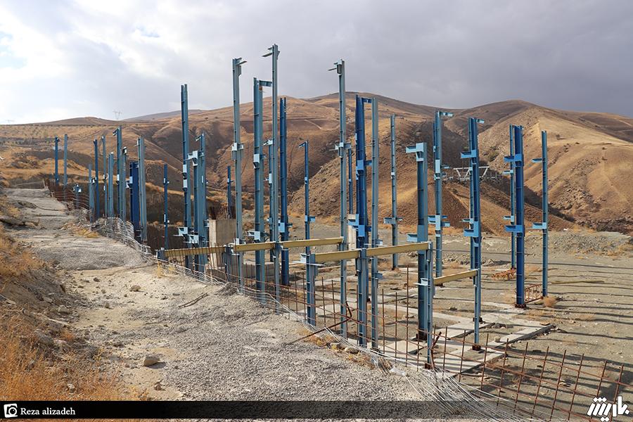 ارومیه تلنبار پروژههای نیمهتمام