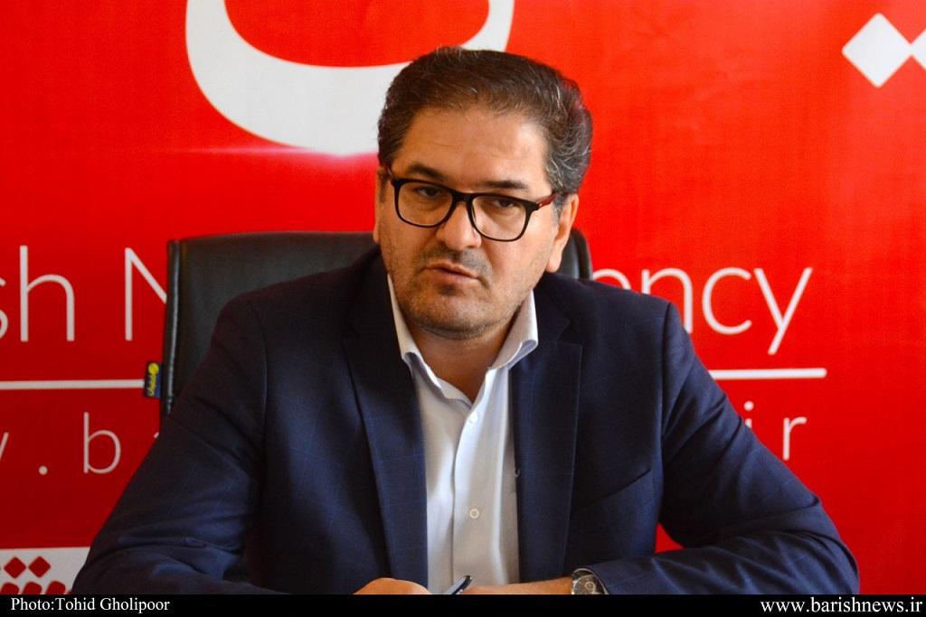 سرپرست شرکت آب و فاضلاب آذربایجانغربی مورد تجلیل قرار گرفت