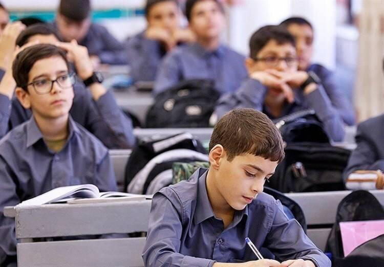 امتحانات دانشآموزان در روزهای دوشنبه و سهشنبه لغو شد