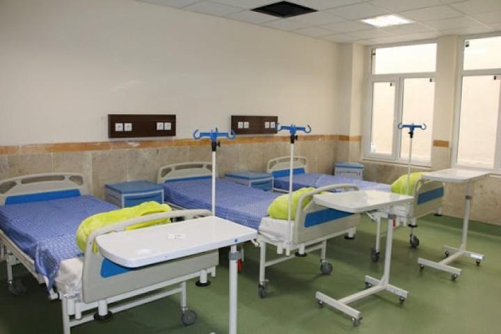 وضعیت نارنجی آذربایجانغربی در تعداد تخت بیمارستان