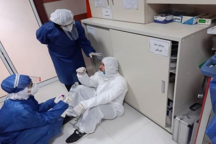 خسته اما محکم و استوار / حکایت مدافعان سلامت در آذربایجان غربی