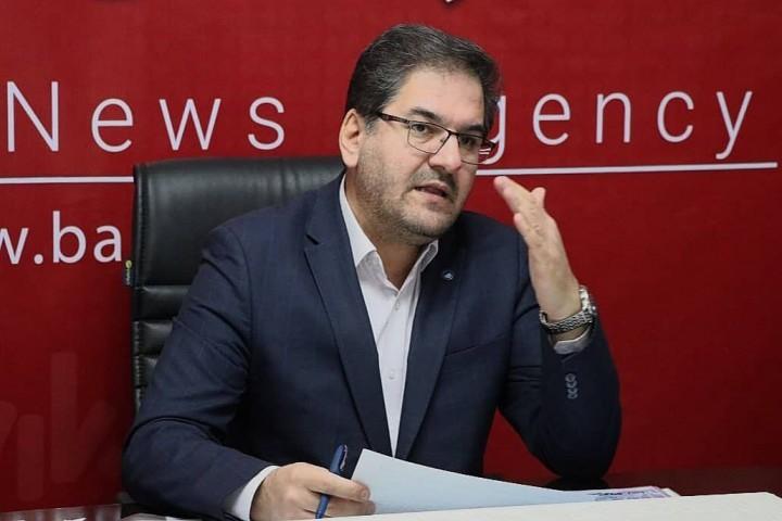 اجرای 31 کیلومتر شبکه اصلی و فرعی جمع آوری فاضلاب مساکن مهر و شهرک ولی عصر(عج) شهر خوی