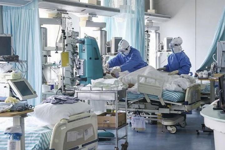 کاهش ۵۰ درصدی بیماران بستری کرونایی در خوی