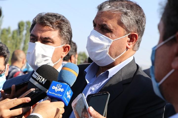 افتتاح 347 کیلومتر مسیر مواصلاتی در آذربایجانغربی