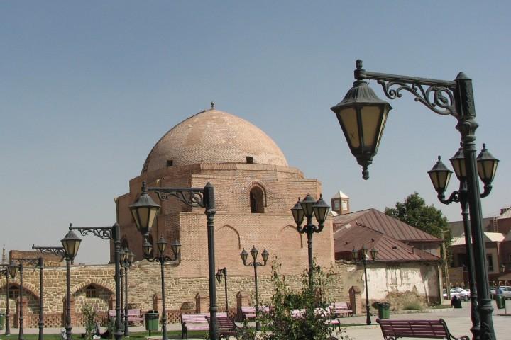 گردشگری حلقه پنهان رشد اقتصادی آذربایجانغربی