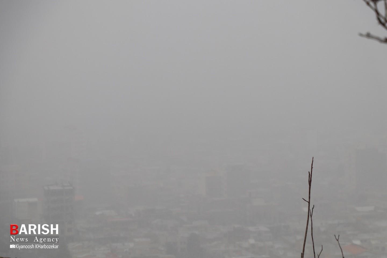 هوای آلوده ارومیه