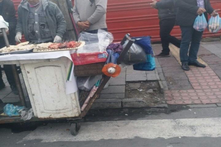 جولان غذاهای خیابانی در روزهای کرونایی ارومیه
