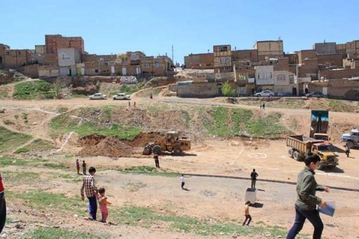رخنه حاشیهنشینی بر شهر ارومیه